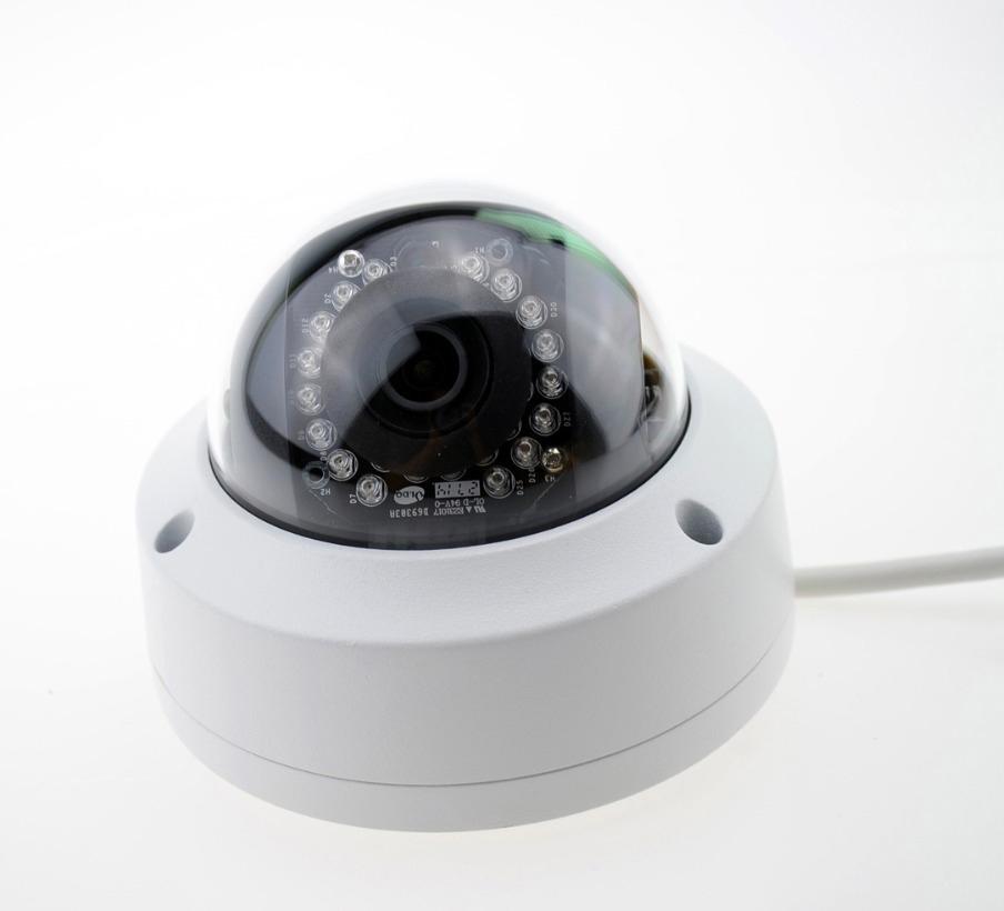 Купольная IP камера Hikvision DS-2CD3132F-IWS